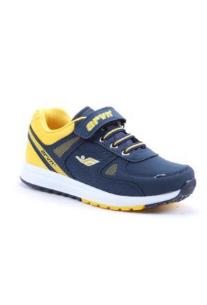 Arvento 745 Günlük Yürüyüş Koşu Kız Çocuk Spor Ayakkabı
