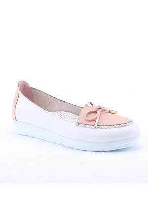 Caprito Y3001 Günlük Yürüyüş Ortapedik Kadın Babet Spor Ayakkabı
