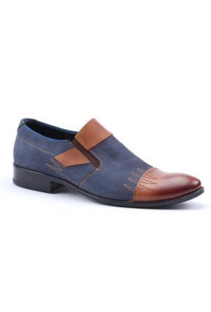 Clasmen 5002 %100 Deri Günlük Klasik Erkek Ayakkabı
