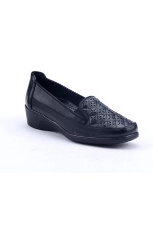 Footstep 016 Günlük %100 Deri 4Cm Ortopedik Pedli Anne Ayakkabı
