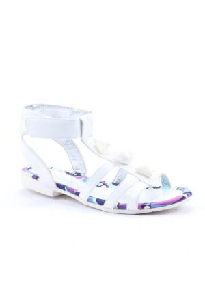 Max Girls 15E2056 Ortopedik Günlük Kız Çocuk Sandalet