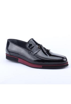Nevzat Zöhre 1418 Günlük Rugan Erkek Klasik Ayakkabı