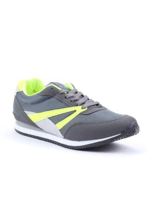 Oland 1556 Günlük Yürüyüş Koşu Fileli Kadın Spor Ayakkabı