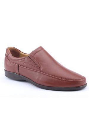 Riwalli 560 Günlük %100 Deri Klasik Ortopedik Erkek Ayakkabı