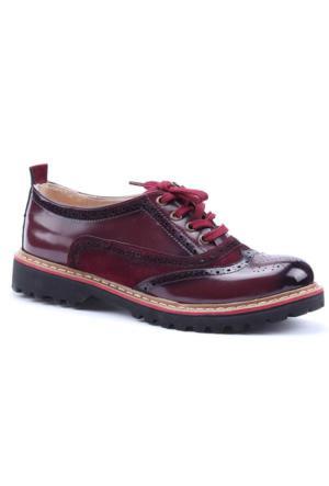 Subaşı Günlük Rugan Kadın Ayakkabı