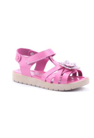 Şirin Bebe 2003 Ortopedik Cırtlı Kız Çocuk Günlük Ayakkabı