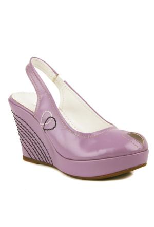 Moxee - Dolgu Topuk Ayakkabı