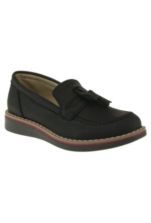 Vicco 951Y147 Corcik Siyah Çocuk Ayakkabı