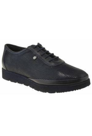 Greyder 55725 Zn Trendy Lacivert Kadın Ayakkabı