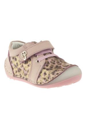 Perlina 114 Tek Cirt Comfort Pembe Çocuk Ayakkabı
