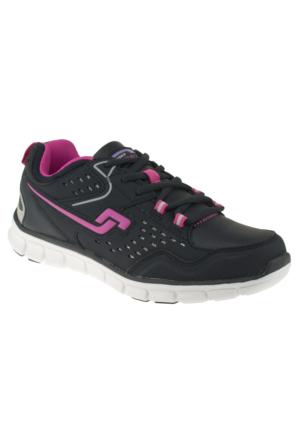 Jump 13978Z Bağlı Lacivert Kadın Spor Ayakkabı