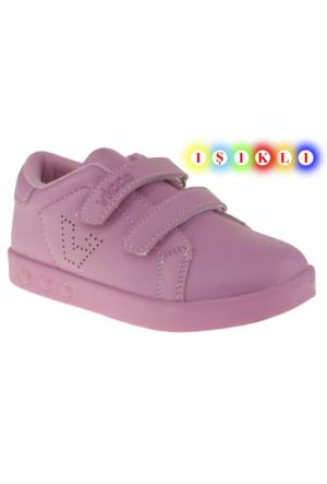 Vicco 937U116 Işikli Pembe Çocuk Spor Ayakkabı