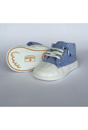 Caramell Bebek Ayakkabı Mavi