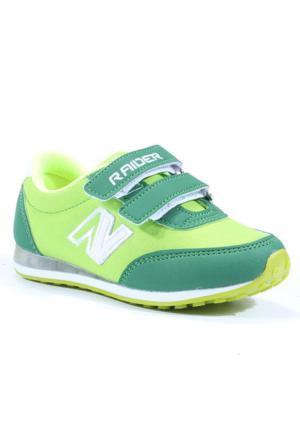 Işıklı Cırtlı Spor Ayakkabı