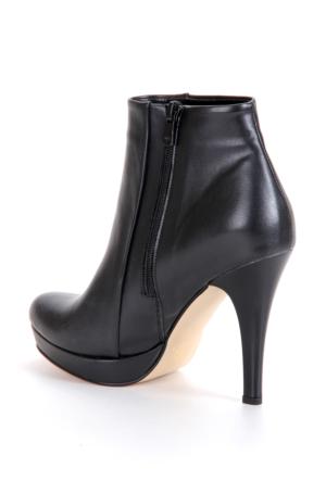 Adonna Bayan Boot - 181-093 Siyah