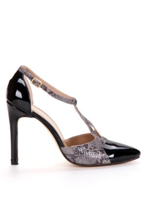 Adonna Bayan Stiletto - 7212 Siyah