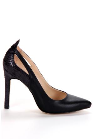 Adonna Bayan Ayakkabı - 7214 Siyah