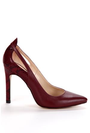 Adonna Bayan Ayakkabı - 7214 Bordo