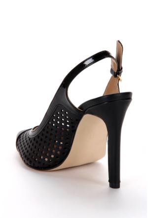 Adonna Bayan Stiletto - 7258 Siyah