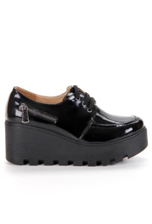 Adonna Bayan Ayakkabı - 904 Siyah