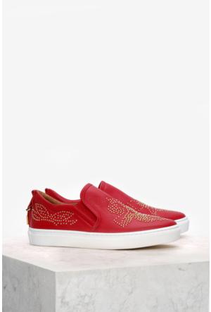 İlvi Chola 6263 Spor Ayakkabı Kırmızı