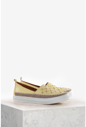 İlvi Perit 6266 Spor Ayakkabı Sarı