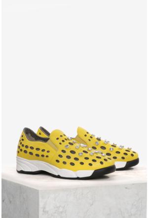 İlvi Tarin 9943 Spor Ayakkabı Sarı