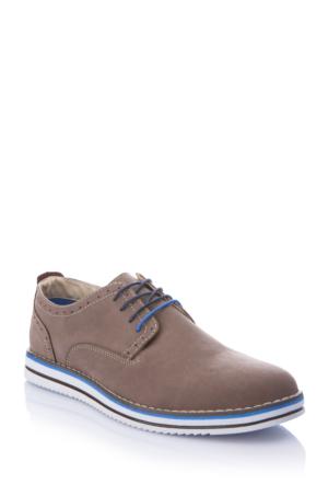 DeFacto Erkek Kahverengi Oxford Ayakkabı