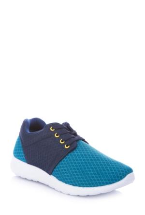 DeFacto Genç Erkek Lacivert Ayakkabı