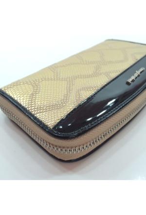 Cengiz Pakel 65165 Altın Bayan Cüzdan