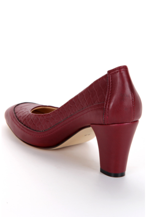 Adonna Bayan Ayakkabı - 18 Bordo