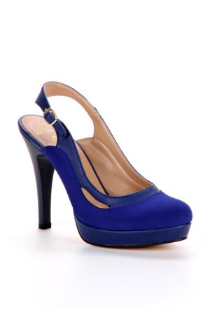 Adonna Bayan Ayakkabı - 201 Saks