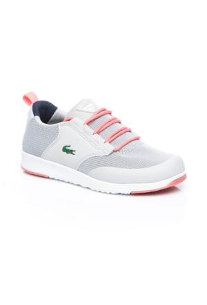 Lacoste Gri Sneaker Ayakkabı 732Spw0104.334