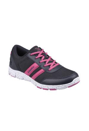 Kinetix A1282037 Lacivert Fuşya Kadın Fitness Ayakkabısı