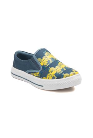 Mınıons A3336323 Mavi Erkek Çocuk Ayakkabı