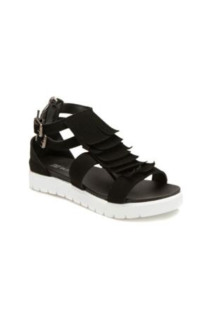 Butigo Bss16202 Z 1684 Siyah Kadın Sandalet
