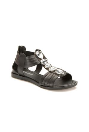 Butigo Bss16204 Z 1684 Siyah Kadın Sandalet
