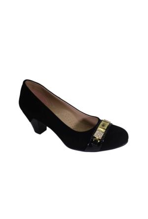 Despina Vandi Tnc 062 Günlük Kadın Taşlı Süet Ayakkabı