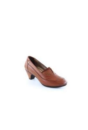 Forelli 19218 Kadın Ortopedik Deri Ayakkabı