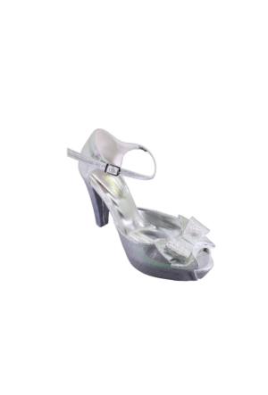 Despina Vandi Tnc 269-1 Kadın Platform Topuklu Abiye Ayakkabı