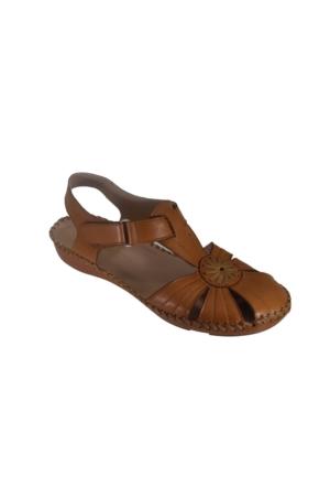 Despina Vandi Asl A2051 Günlük Kadın Sandalet