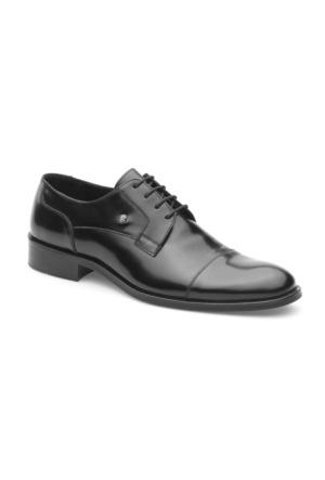 Pedro Camıno Erkek Klasik Ayakkabı 70823 Siyah Açma