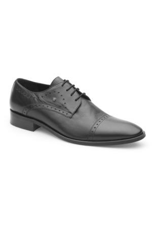 Pedro Camıno Erkek Klasik Ayakkabı 71806 Siyah