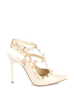 Los Ojo 3270 Kadın Topuklu Sandalet