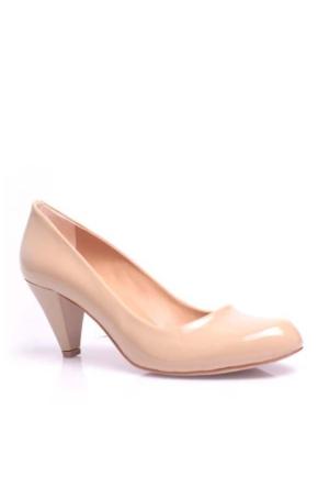 Loggalin Kadın Bej Rugan Ayakkabı 580720 320