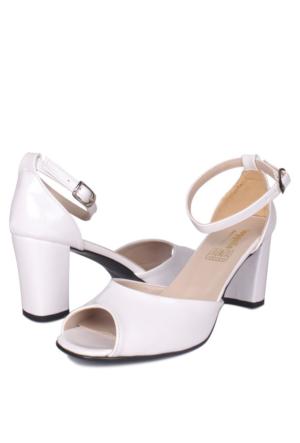 Loggalin Kadın Beyaz Günlük Ayakkabı 375317 031 468