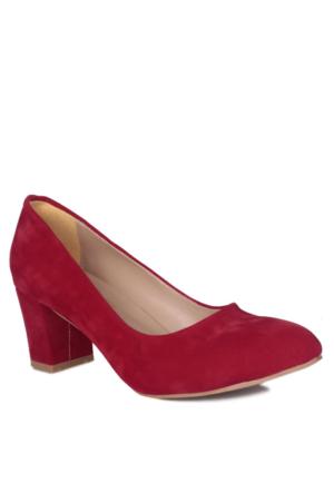 Loggalin Kadın Kırmızı Ayakkabı 580710 031 527