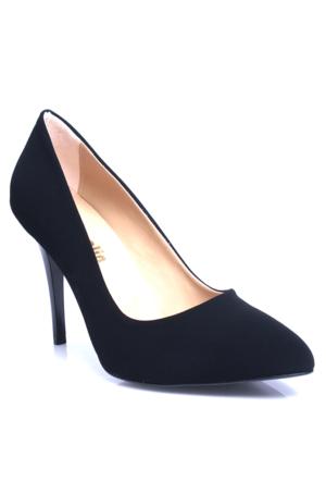 Loggalin Kadın Siyah Stiletto 580115 031 008