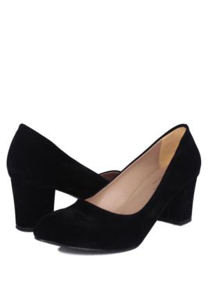 Loggalin Kadın Siyah Ayakkabı 580710 031 008