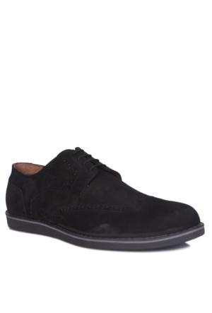 Se-Sa Erkek Siyah Günlük Ayakkabı 737102 041 008